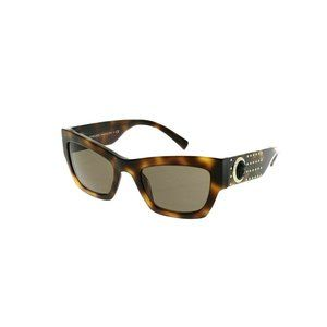 Versace Cats-Eye Style Brown Lens.